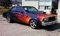 chevelle flamed